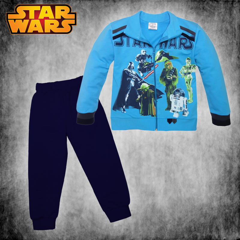 Set 2 Tlg. Star Wars