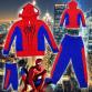 Set 2 Tlg. Spiderman