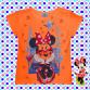T-Shirt Minnie Maus