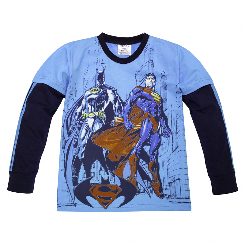 Langarmshirt dünn Batman v Superman